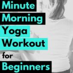 Try these simple yoga poses in our short 10 minute yoga routine o do each morning to help wake you up and make you feel great.