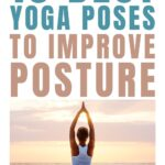 Do these simple yoga poses in this quick 15-minute yoga workout to help improve posture and ease lower back pain.