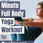 Do this quick yoga routine for beginners at home in just 10 minutes a day and learn the basics of yoga plus get a great workout.