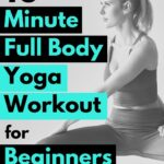 If you have just started doing yoga or you are a beginner yogi then you will love this quick 10-minute yoga workout for beginners.