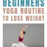 This quick yoga routine for beginners will help you burn calories and lose belly fat. Do it each day for fast results.