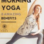 We love doing yoga first thing in the morning and so do many others. Here's 8 reasons why you should consider doing yoga in the morning.