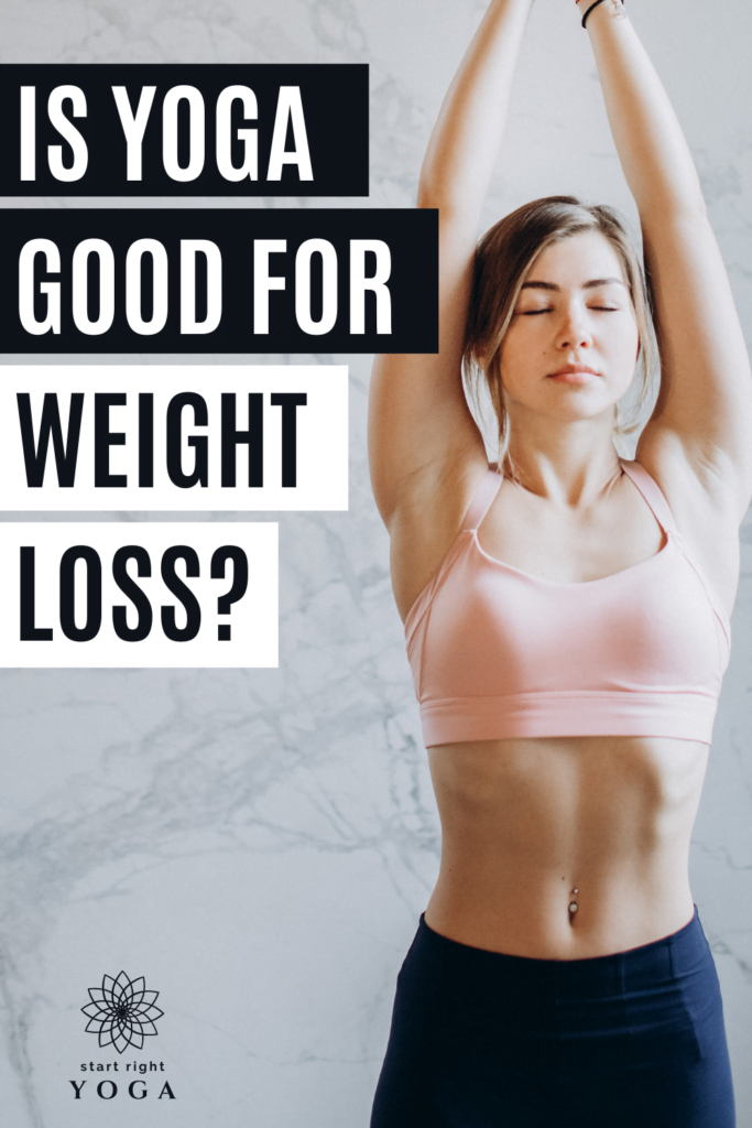 If you have been wondering, is yoga good to lose weight or whether yoga can help you lose weight then you're in luck because yoga can be an incredible way to lose weight and burn fat.