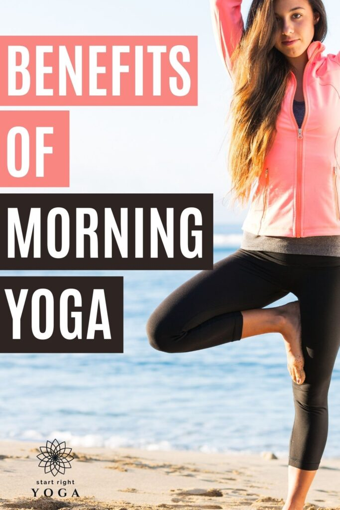 Doing yoga in the morning is common practice but why? We take a look at the benefits of doing yoga in the morning to your physical and mental wellbeing.