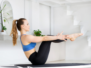 The best yoga poses for your core.